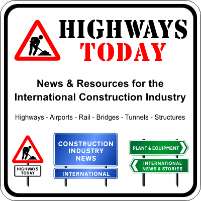 Highways.Today - News and Resources for the International Construction Industry